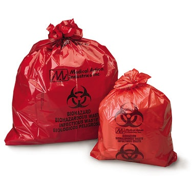 Boston Biomedica Waste Bio Bags